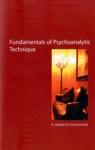 (P/B) FUNDAMENTALS OF PSYCHOANALYTIC TECHNIQUE