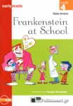 FRANKENSTEIN AT SCHOOL (+CD)