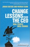 (H/B) CHANGE LESSONS FOR THE CEO