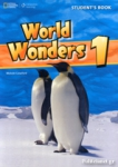 WORLD WONDERS 1 STUDENT'S BOOK +CD