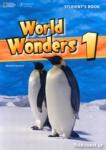 WORLD WONDERS 1 STUDENT'S BOOK +CD