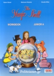 THE MAGIC BALL JUNIOR A WORKBOOK + WORDS & GRAMMAR