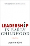 (P/B) LEADERSHIP IN EARLY CHILDHOOD