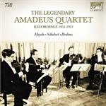 (7-CD SET) THE LEGENDARY AMADEUS QUARTET