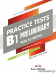 PRACTICE TESTS B1 PRELIMINARY FOR SCHOOLS