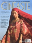 CINEASTE, VOLUME 44, ISSUE 3, SUMMER 2019