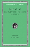 (H/B) PAUSANIAS: DESCRIPTION OF GREECE (VOLUME IV)