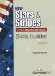 NEW STARS AND STRIPES FOR THE MICHIGAN ECCE - SKILLS BUILDER