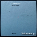 (CD) ZSOFIA BOROS: LOCAL OBJECTS