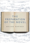 (P/B) THE PREPARATION OF THE NOVEL