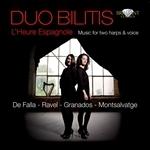 (CD) DUO BILITIS: L'HEURE ESPAGNOLE