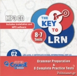(MP3-CD) THE KEY TO LRN CEF C2 8+7 TESTS