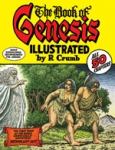(H/B) THE BOOK OF GENESIS ILLUSTRATED BY R. CRUMB
