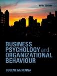 (P/B) BUSINESS PSYCHOLOGY AND ORGANISATIONAL BEHAVIOUR