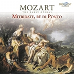 (3CD) THE EARLY OPERAS: MITRIDATE, RE DI PONTO