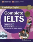 CAMBRIDGE ENGLISH COMPLETE IELTS BANDS 6.5-7.5 (+CD-ROM+CD)
