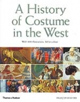 A HISTORY OF COSTUME IN THE WEST (P/B)