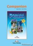 FORUM 1 - COMPANION - STUDENT'S BOOK
