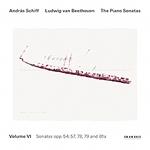 (CD) THE PIANO SONATAS, VOLUME VI: SONATAS opp. 54, 57, 78, 79 and 81a