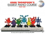 EASIEST PIANO COURSE (PART ONE+CD)