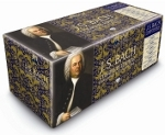 (CD BOX SET) J.S. BACH COMPLETE EDITION