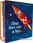 (BOX) ONCE THERE WAS A BOY...