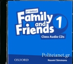 (CD) FAMILY AND FRIENDS 1