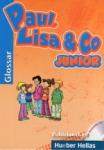 PAUL, LISA AND CO JUNIOR (+CD)