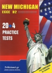 NEW MICHIGAN ECCE B2 20+4 PRACTICE TESTS (+COMPANION, TEST BOOKLET) (+3 EXTRA PRACTICE TESTS 2021)