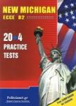 NEW MICHIGAN ECCE B2 20+4 PRACTICE TESTS (+COMPANION, TEST BOOKLET)