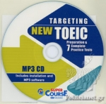 (MP3-CD) TARGETING NEW TOEIC - PREPARATION AND 7 COMPLETE PRACTICE TESTS