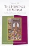 (P/B) THE HERITAGE OF SUFISM (VOLUME 3)