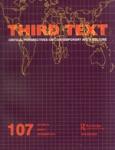 THIRD TEXT, VOLUME 107, ISSUE 24/06 NOVEMBER 2010