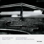 (CD) SONATAS FOR VIOLA AND PIANO
