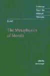 (P/B) THE METAPHYSICS OF MORALS
