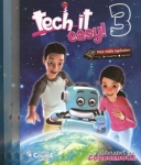 (PACK) TECH IT EASY! 3, (COURSEBOOK+ACTIVITY BOOK+REVISION BOOK+WRITER'S PORTFOLIO+i-BOOK+WORLD MAP)
