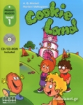 COOKIE LAND (+CD-ROM)