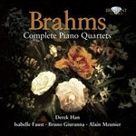 (2CD) COMPLETE PIANO QUARTETS