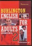 2CD - BURLINGTON ENGLISH FOR ADULTS 2