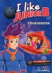 (PACK) I LIKE JUNIOR B, COURSEBOOK (+iBOOK+ACTIVITY+REVISION BOOK)