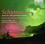 (CD) MUSIC FOR CELLO AND PIANO (VOLUME 2)