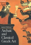 (P/B) ARCHAIC AND CLASSICAL GREEK ART