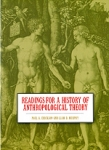 (P/B) READINGS FOR A HISTORY OF ANTHROPOLOGICAL THEORY