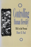 (P/B) CONTROLLING HUMAN HEREDITY