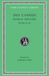 (H/B) DIO CASSIUS: ROMAN HISTORY (VOLUME III)