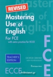 MASTERING USE OF ENGLISH FOR FCE (REVISED) WITH EXTRA PRACTICE ECCE