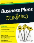 BUSINESS PLANS FOR DUMMIES (P/B)