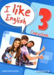 (PACK) I LIKE ENGLISH 3 (ACTIVITY BOOK+iBOOK+COURSE BOOK+WRITER'S PORTOFOLIO)