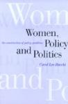 (P/B) WOMEN, POLICY AND POLITICS
