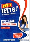 LET'S IELTS, PREPARATION AND PRACTICE